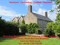 Wern Fawr Manor Farm
